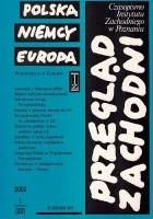 Przegląd Zachodni nr 1 (302)/2002