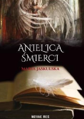 Okładka książki Anielica śmierci