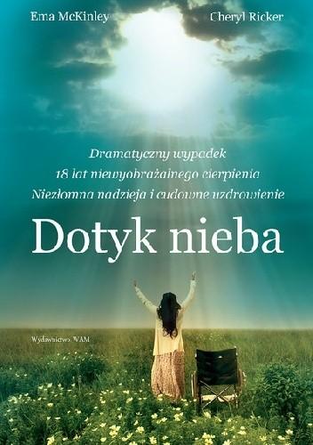 Okładka książki Dotyk nieba