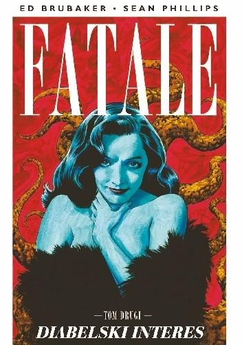 Okładka książki Fatale #02: Diabelski interes