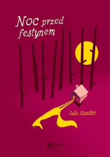 Okładka książki Noc przed festynem