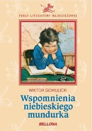 Okładka książki Wspomnienia niebieskiego mundurka