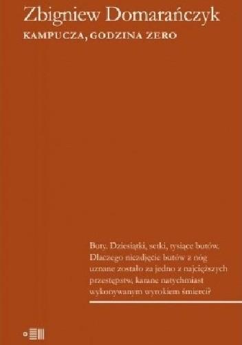 Okładka książki Kampucza, godzina zero