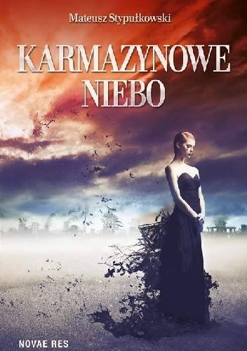 Okładka książki Karmazynowe niebo