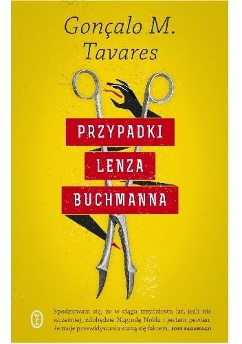 Okładka książki Przypadki Lenza Buchmanna