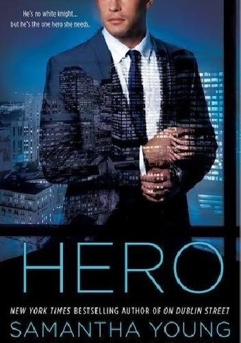 Okładka książki Hero