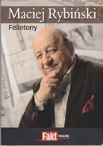 Okładka książki Felietony