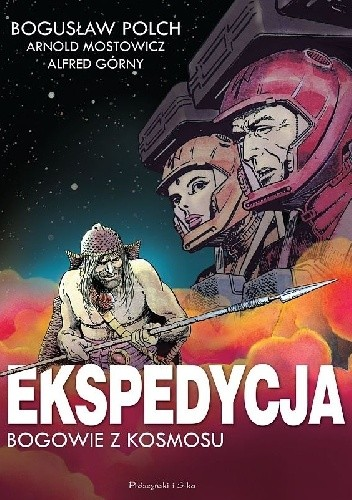 Okładka książki Ekspedycja - Bogowie z kosmosu