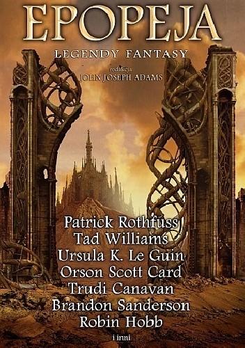Okładka książki Epopeja. Legendy fantasy