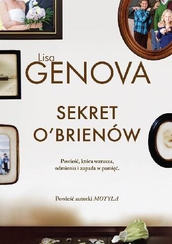 Okładka książki Sekret O'Brienów