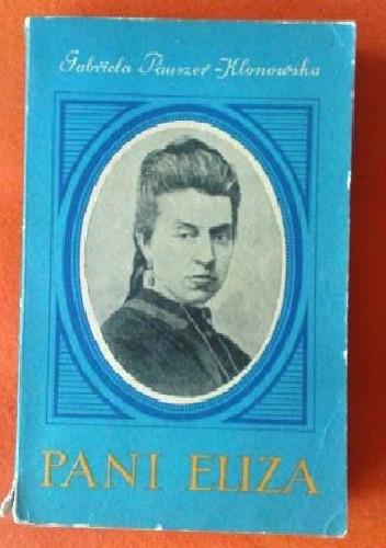 Okładka książki Pani Eliza