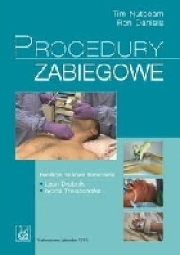 Okładka książki Procedury zabiegowe