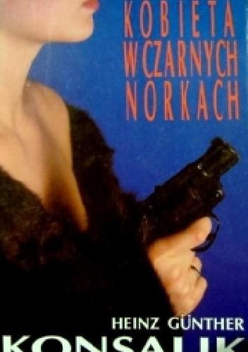 Okładka książki Kobieta w czarnych norkach