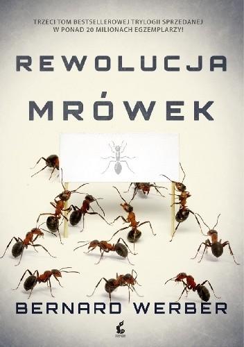 Okładka książki Rewolucja mrówek