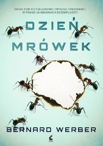 Okładka książki Dzień mrówek