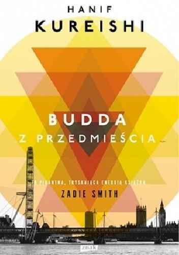 Okładka książki Budda z przedmieścia