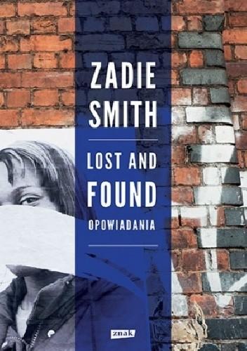 Okładka książki Lost and Found. Opowiadania