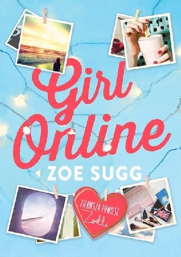 Okładka książki Girl Online