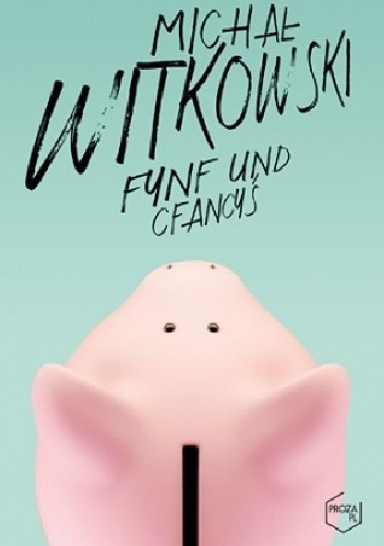 Okładka książki Fynf und cfancyś