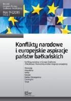 Konflikty narodowe i europejskie aspiracje państw bałkańskich