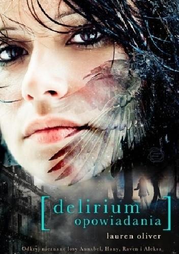 Okładka książki Delirium. Opowiadania
