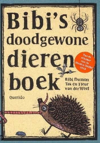 Okładka książki Bibi's doodgewone dierenboek