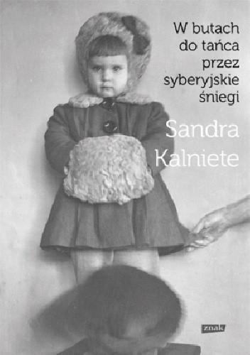 Okładka książki W butach do tańca przez syberyjskie śniegi
