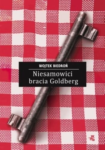 Okładka książki Niesamowici bracia Goldberg
