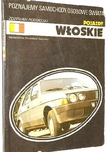 Okładka książki Pojazdy Włoskie
