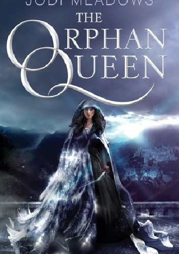 Okładka książki The Orphan Queen