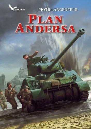 Okładka książki Plan Andersa