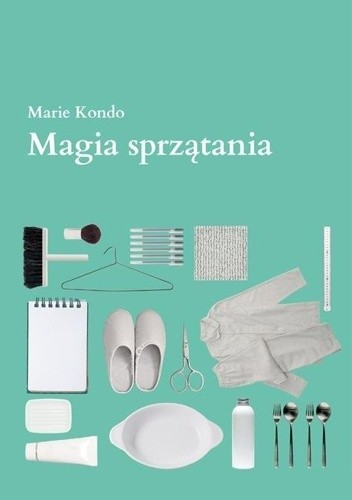 Okładka książki Magia sprzątania
