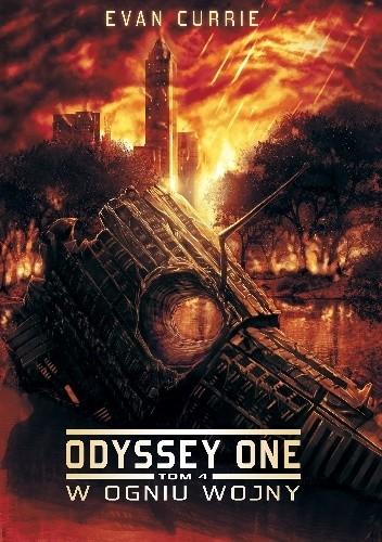 Okładka książki Odyssey One. W ogniu wojny