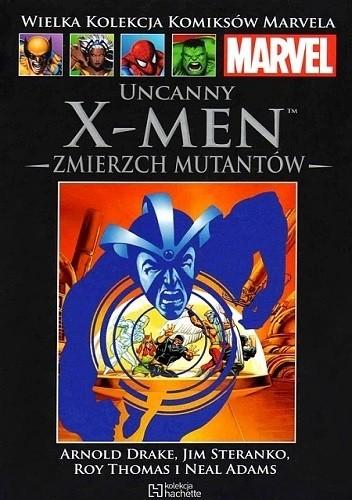 Okładka książki Uncanny X-Men: Zmierzch Mutantów