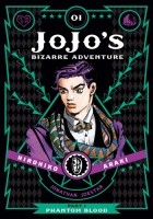 JoJo's Bizarre Adventure: Part 1 - Phantom Blood, Volume 1