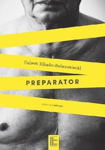 Okładka książki Preparator