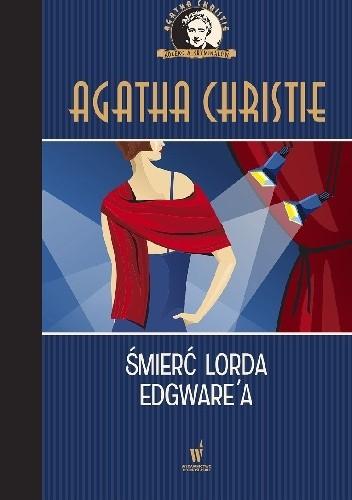 Okładka książki Śmierć lorda Edgware'a