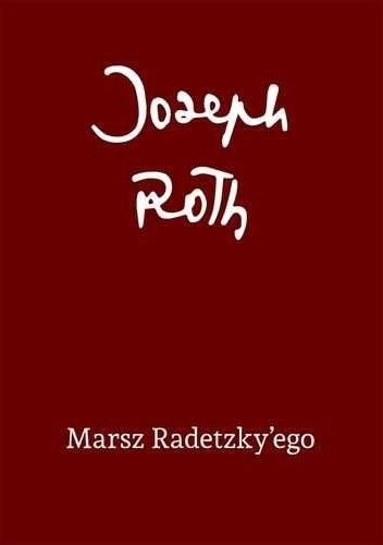 Okładka książki Marsz Radetzky'ego