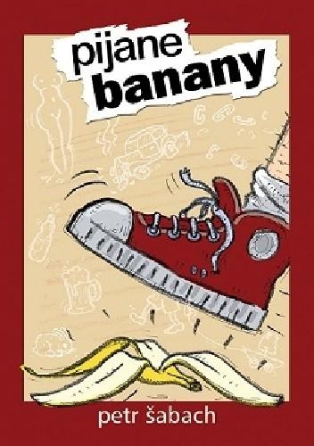 Okładka książki Pijane banany