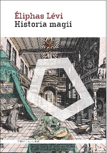 Okładka książki Historia magii