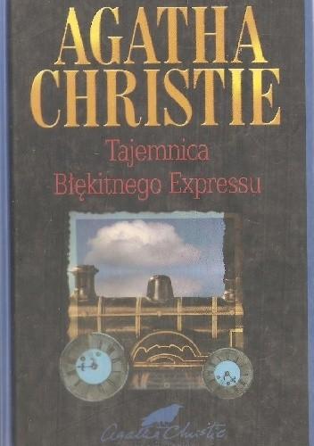 Okładka książki Tajemnica błękitnego ekspresu