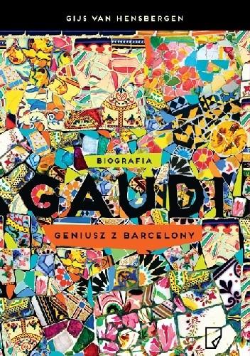 Okładka książki Gaudi. Geniusz z Barcelony