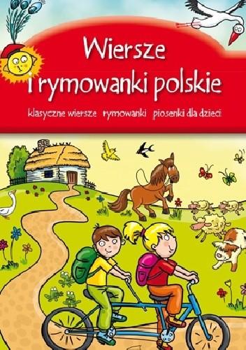 Okładka książki Wiersze i rymowanki polskie