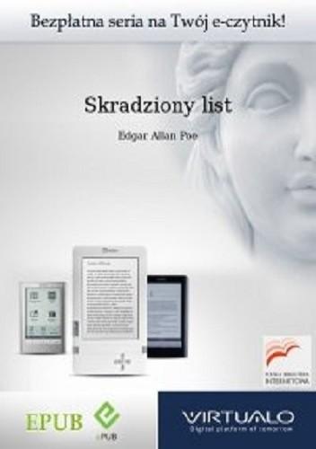 Okładka książki Skradziony list