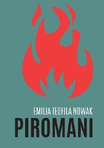 Okładka książki Piromani