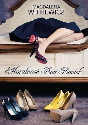 Okładka książki Moralność pani Piontek