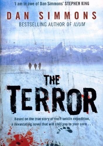 Okładka książki The Terror