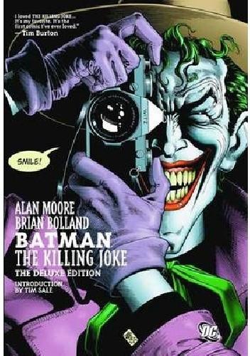 Okładka książki Batman: The Killing Joke