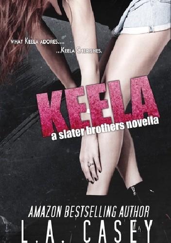 Okładka książki Keela