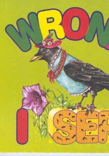 Okładka książki Wrona i ser